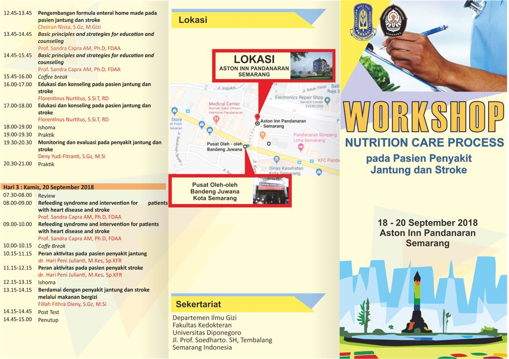 Workshop Nutrition Care Process
