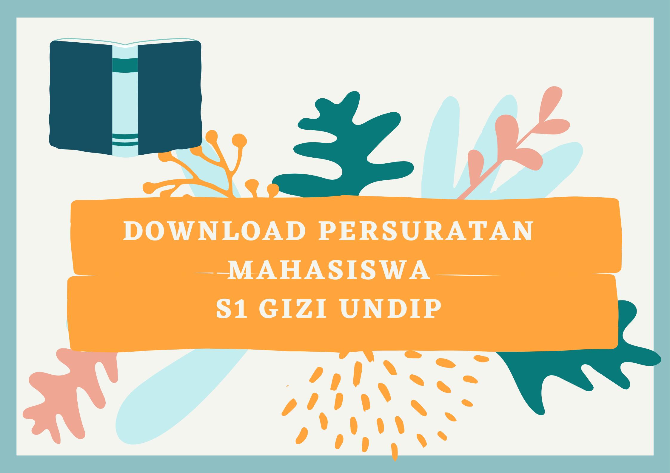 Download Persuratan Mahasiswa