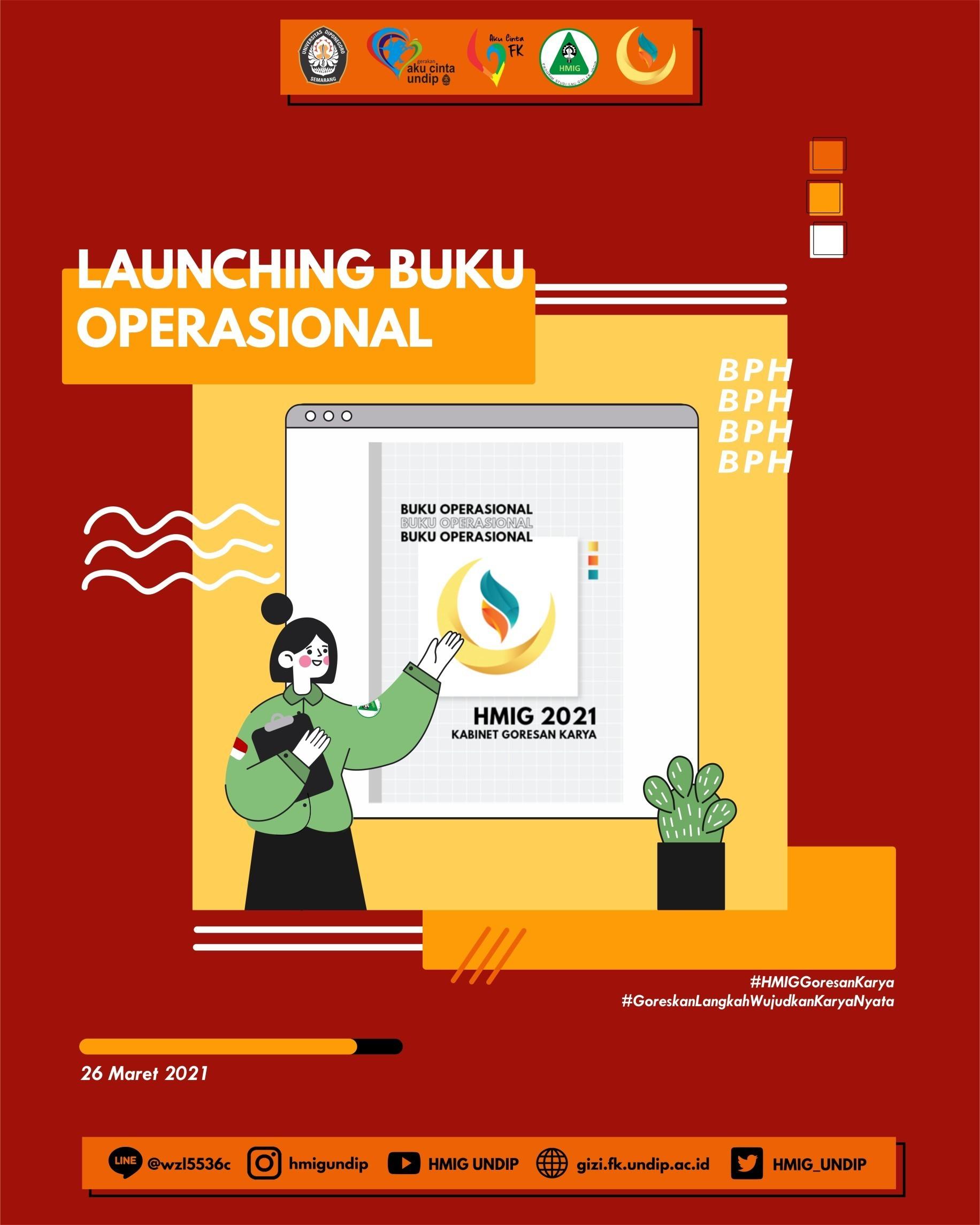 LAUNCHING BUKU OPERASIONAL