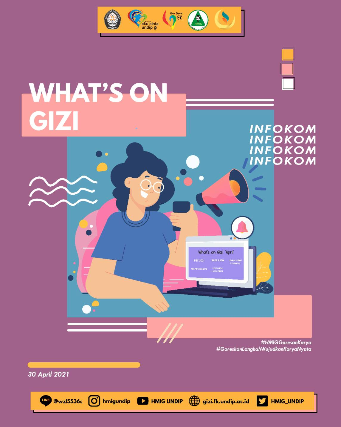 WHAT'S ON GIZI
